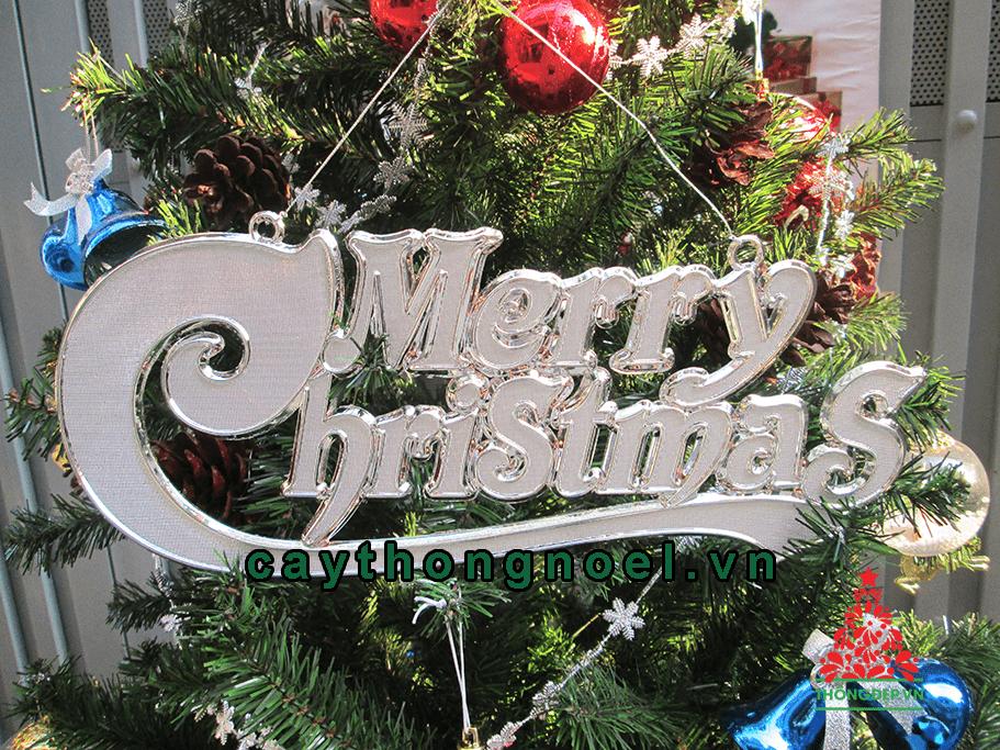 Chữ Merry thường