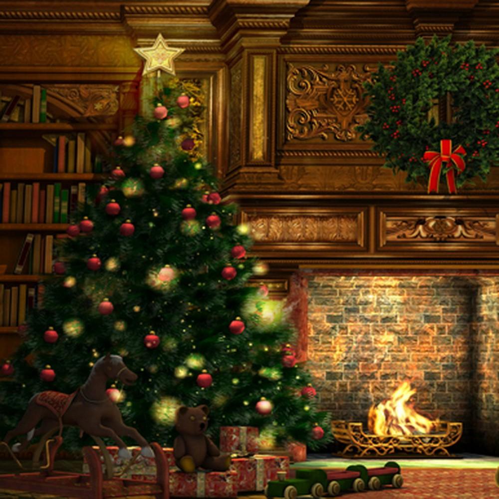 Cây thông Noel màu xanh mang ý nghĩa của sự trường tồn, mạnh mẽ