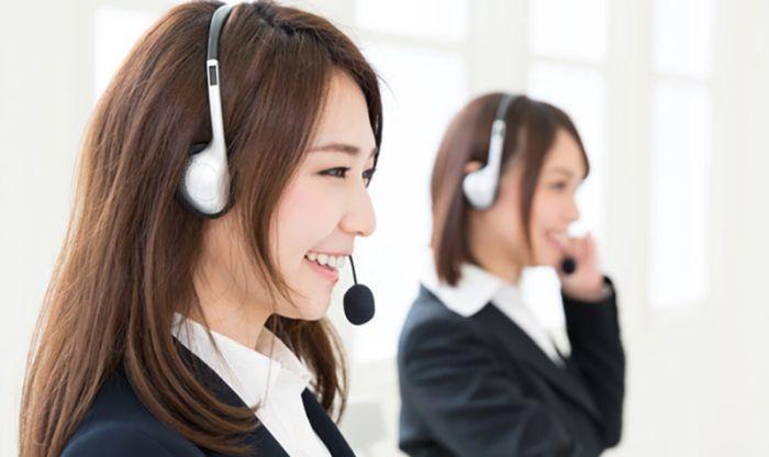 Đội ngũ nhân viên luôn tư vấn nhiệt tình cho khách hàng
